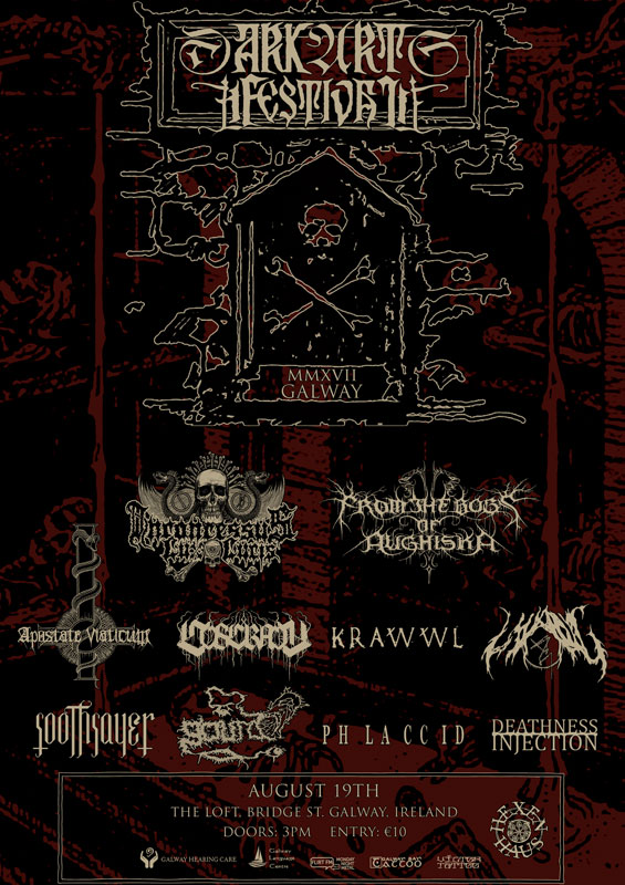 Dark Arts Festival Galway presented by Hexen Haus