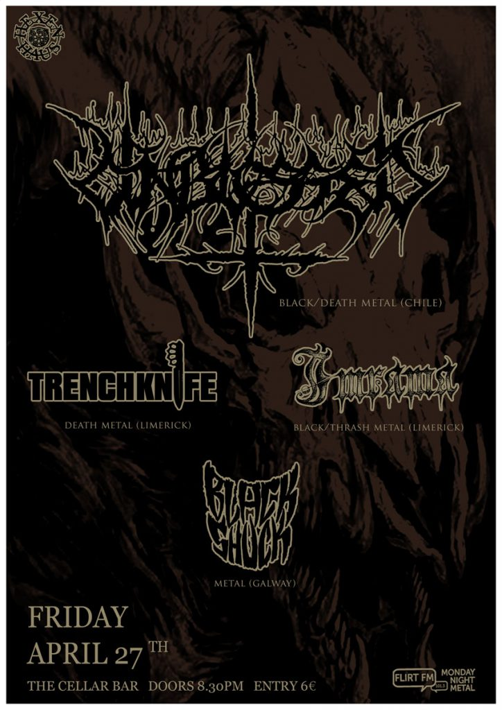 Unblessed in Galway presented by Hexen Haus