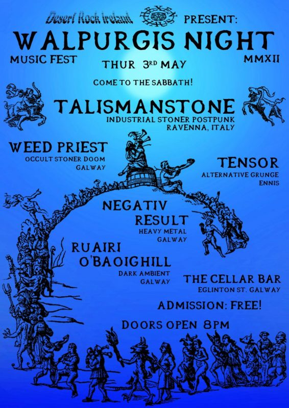 Walpurgis Night Festival Galway I presented by Hexen Haus