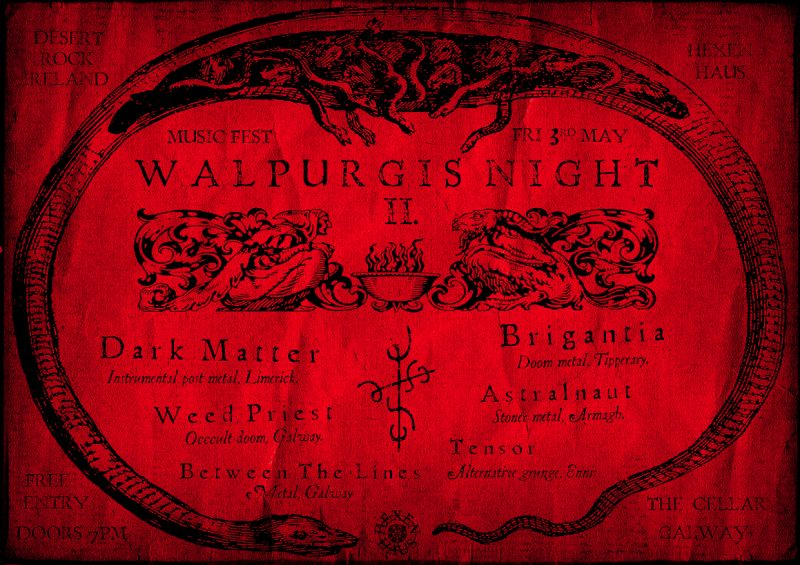 Walpurgis Night Festival Galway II presented by Hexen Haus